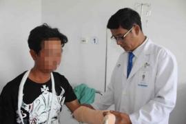 Bệnh viện Tâm Trí Đồng Tháp: Phẫu thuật thành công nối dây thần kinh trụ